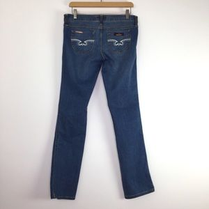 Vintage Jordache Stretch Straight Leg Jeans